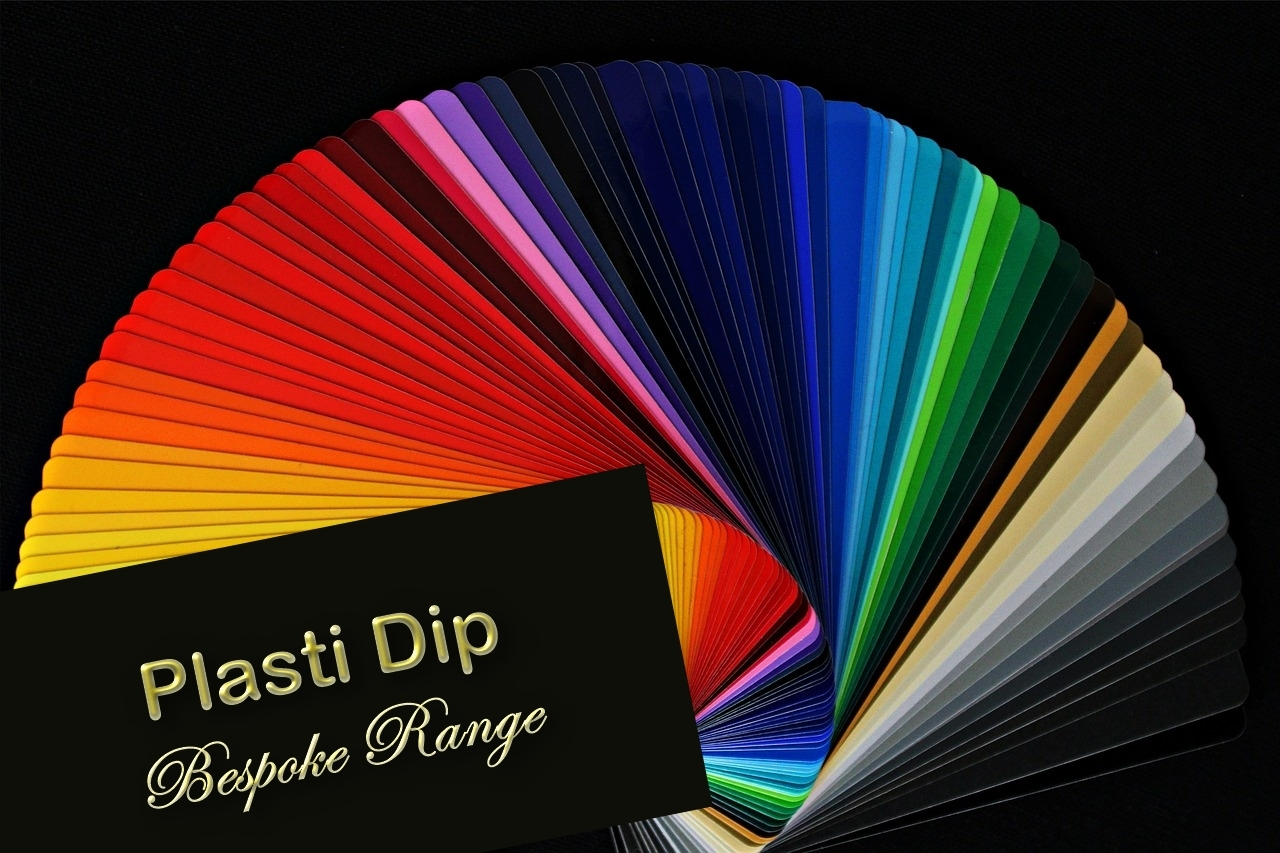 Plasti Dip - Bespoke & Custom Colours