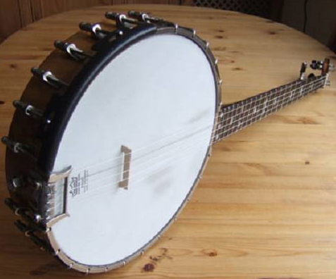 allergic to banjo metal - plasti dip is the solution!