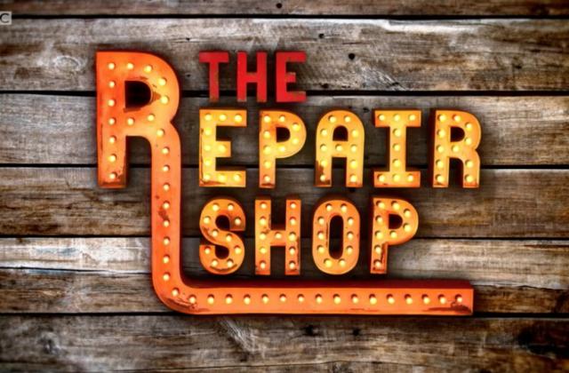 plasti dip on BBC repair shop