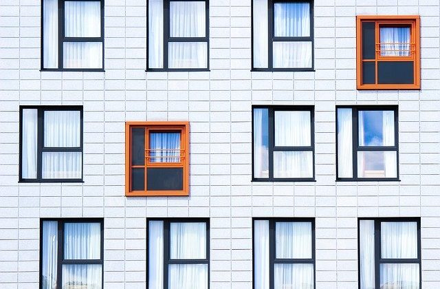 change the colour of window frames